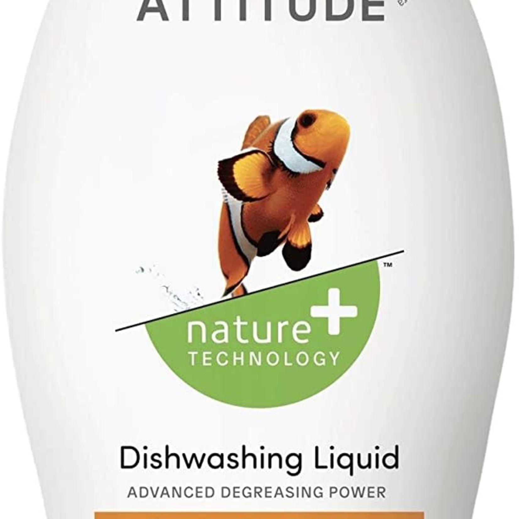 ATTITUDE Natural Dish Soap - 700ml various