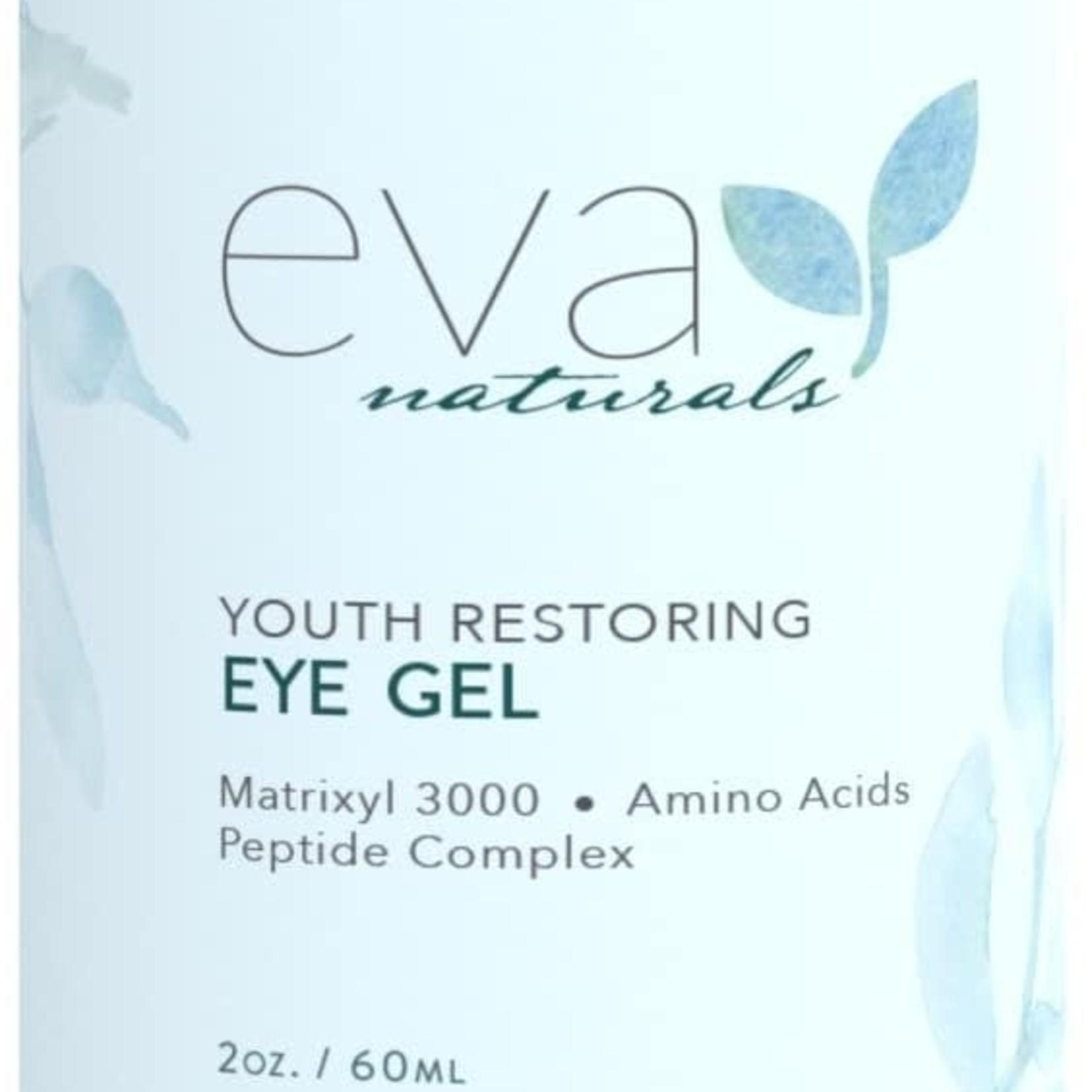 Eva Naturals Youth Restoring Eye Gel 2oz