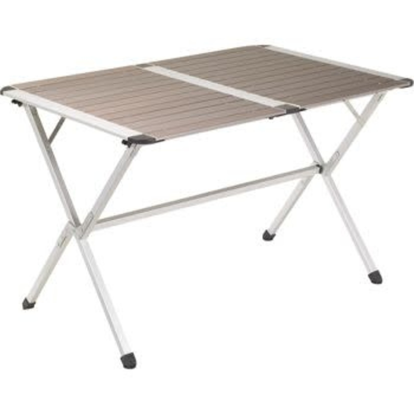 Outbound Double Roll-up Aluminium Camp Table