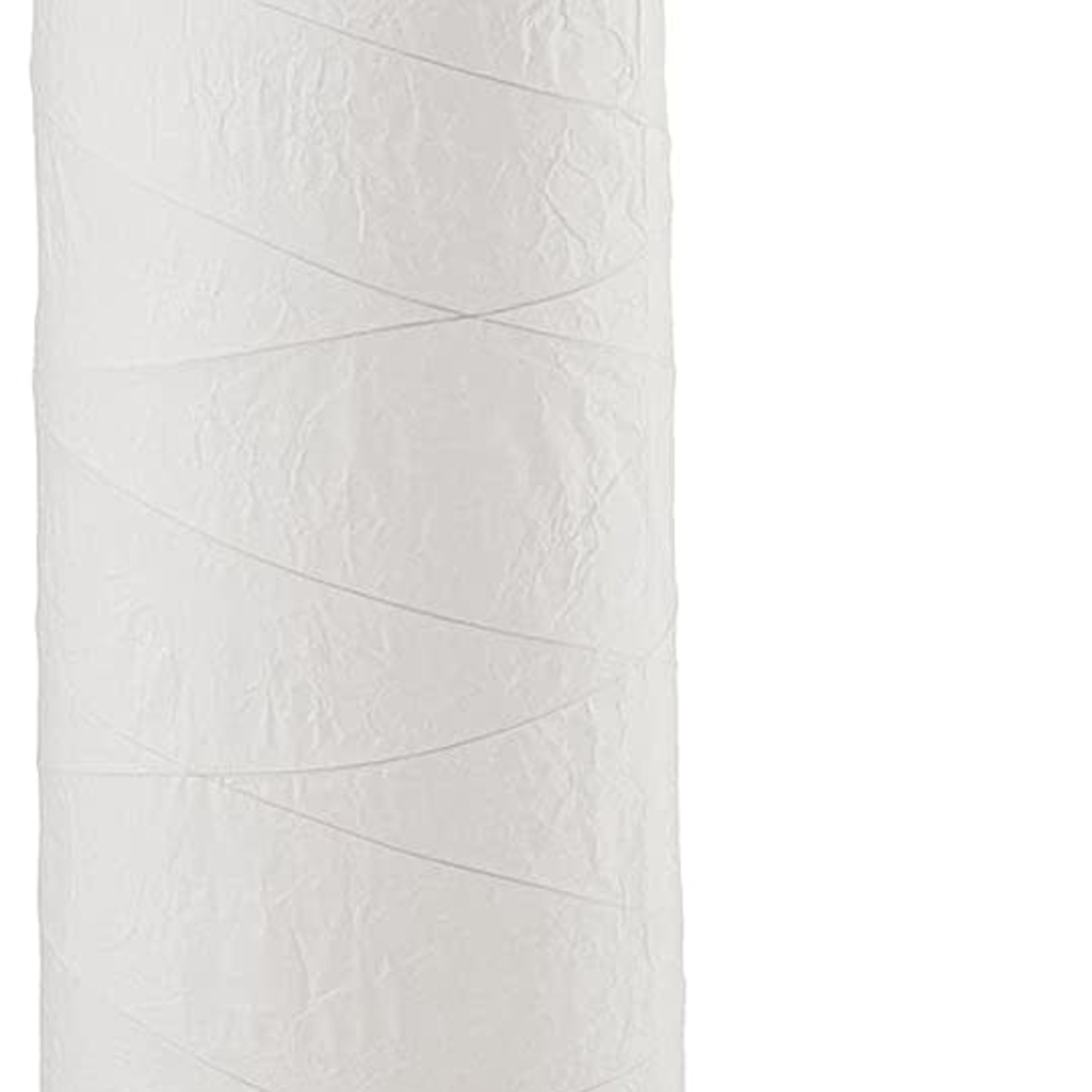 Vickleby Paper Floor Lampshade -White