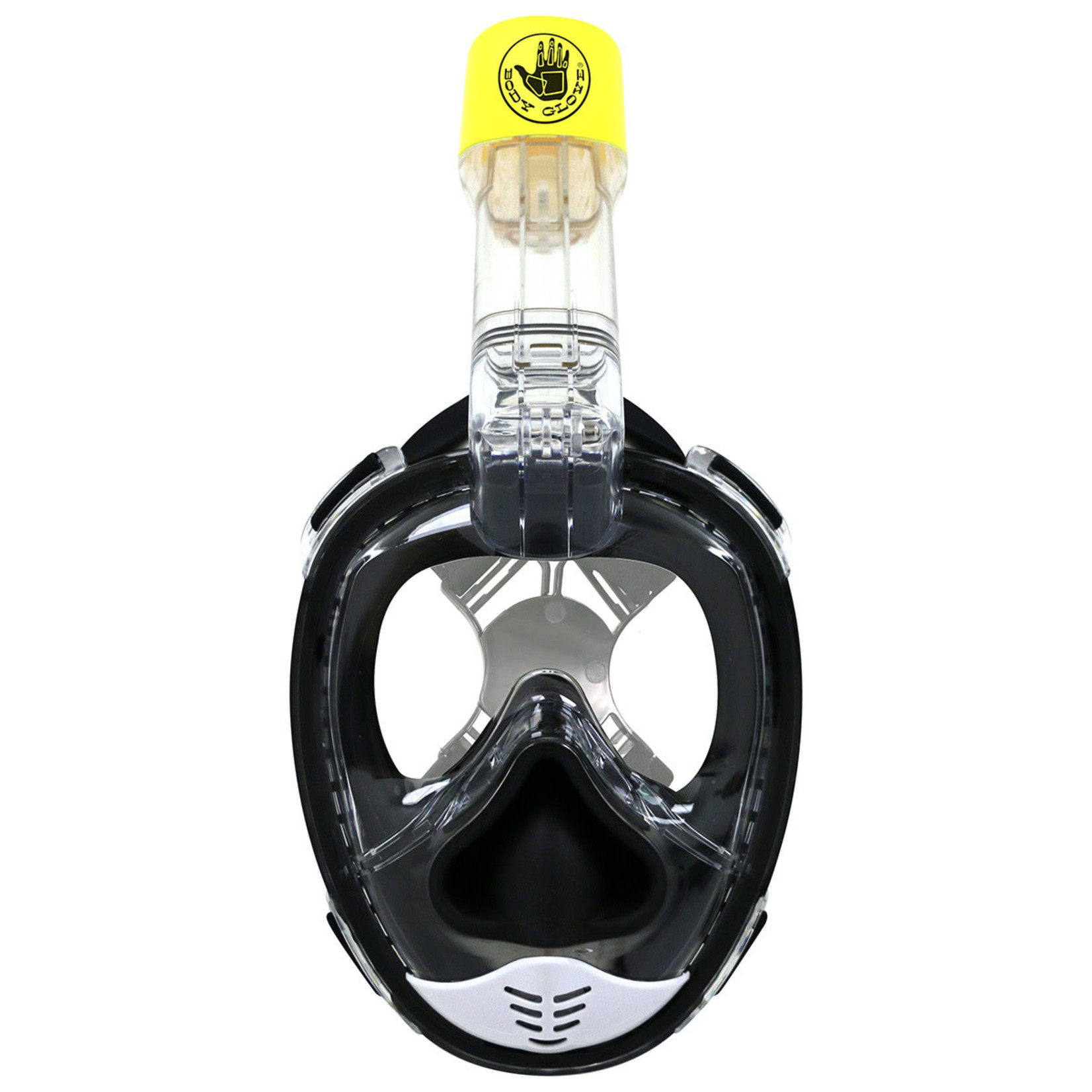 Body Glove Aire Free Breathing Snorkeling Mask