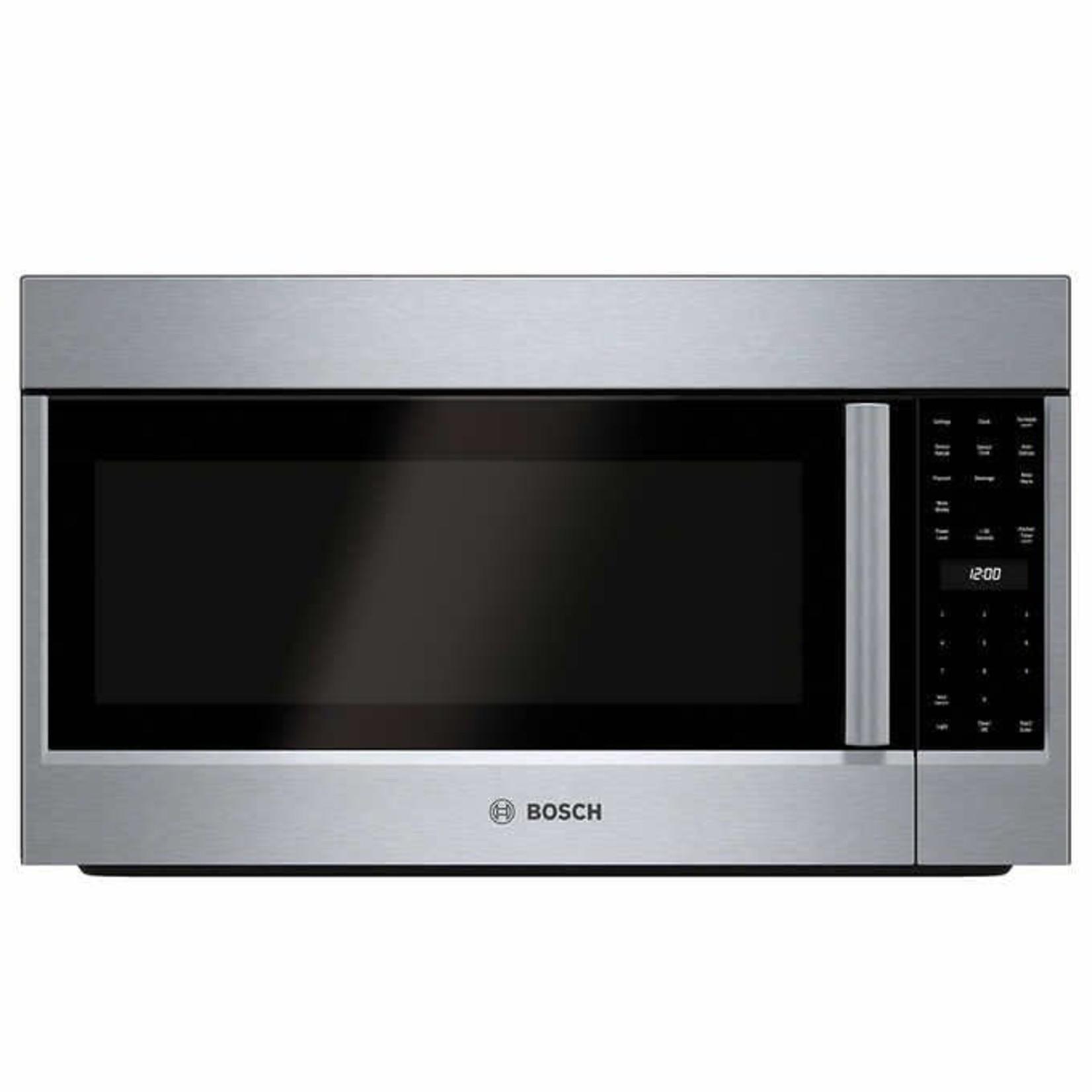 Bosch 500 Series 2.1 cu. ft. Stainless-steel Over-the-range Microwave, 385 CFM HMV5053C