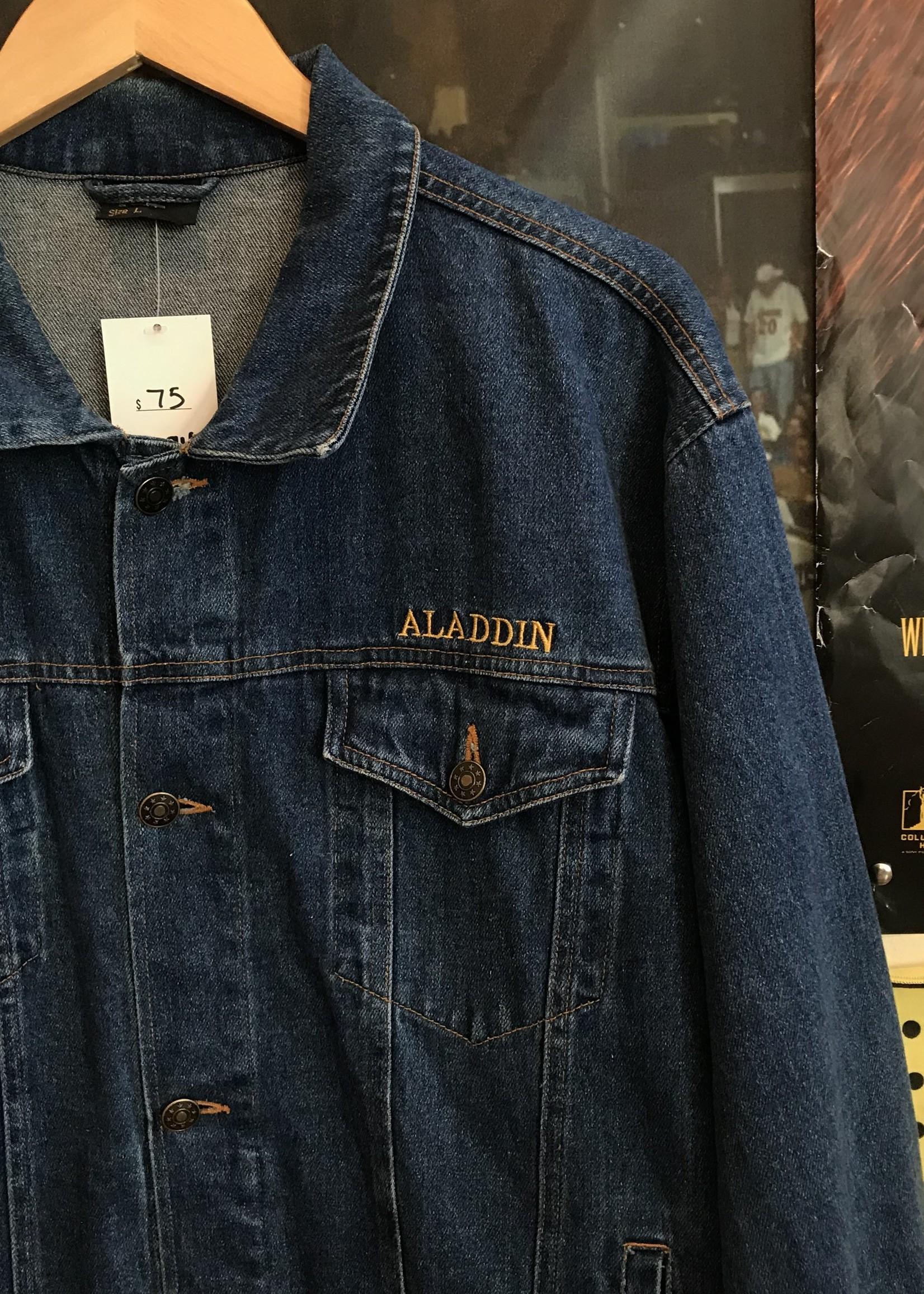 1994 aladdin jean jacket sz. L
