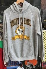 21171990 mount carmel hoodie gray sz XL
