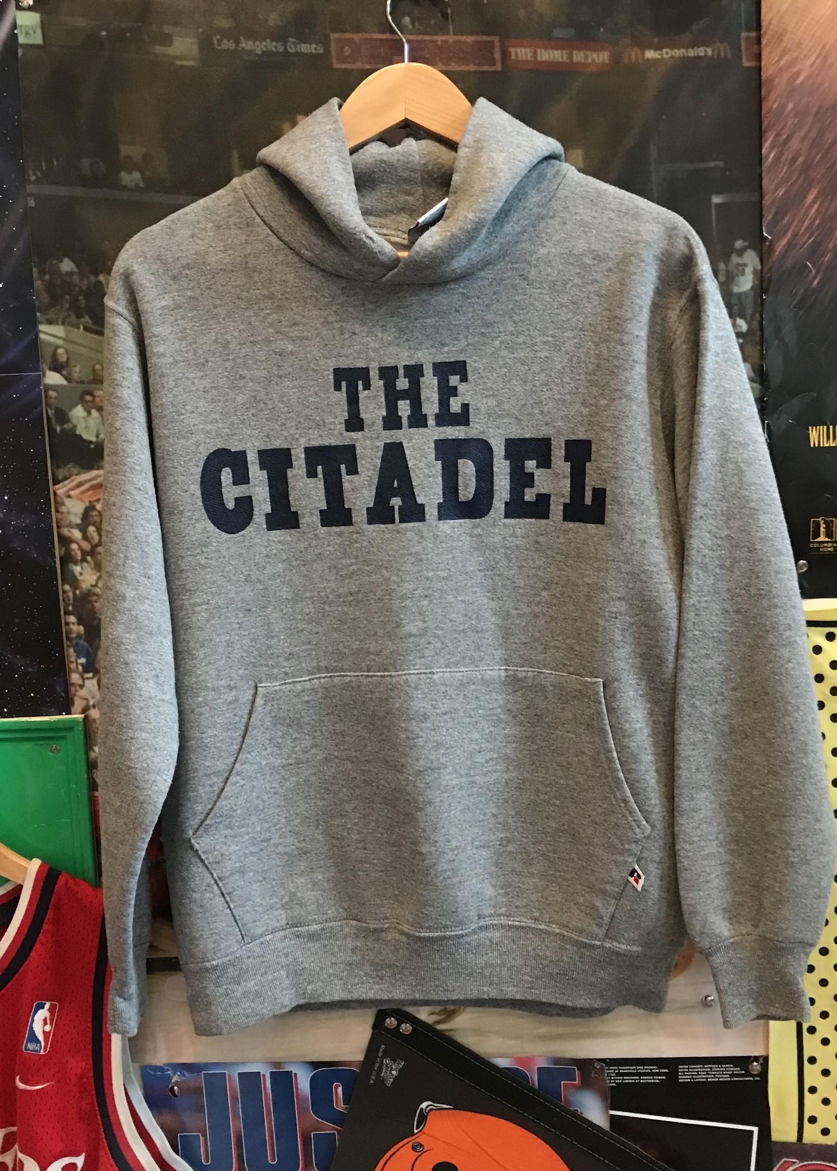 2629citadel hoodie gray sz M