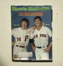 July 1982 Sports Illustrated Magazine