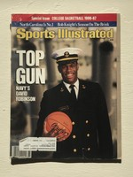 1986 Sports Illustrated NCAA Preview Magazine