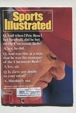 1989 pete rose SI