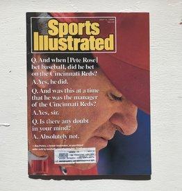July 1989 Sports Illustrated Magazine