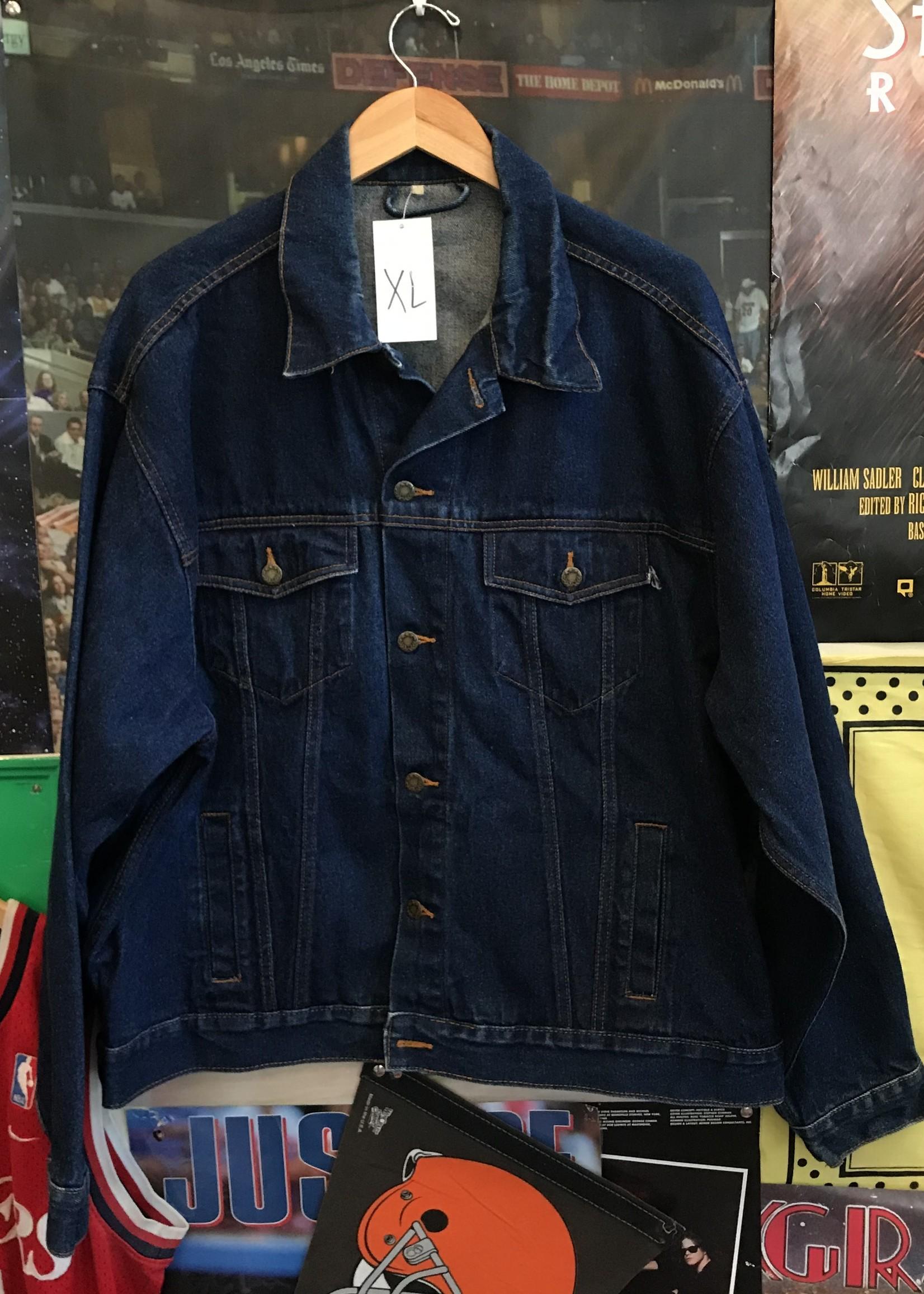 2797denim jacket sz. XL
