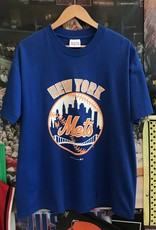29551990 new york mets tee blue sz L