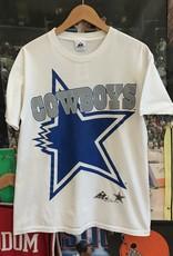 34211994 cowboys tee white sz M