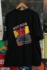 3603red dog concert tour tee sz. XL