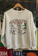 3620museum of science crewneck sz. S/M