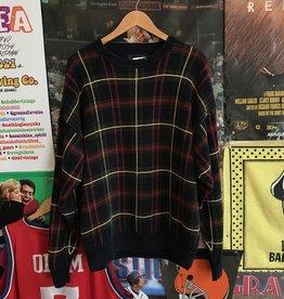 Saddlebred Plaid Sweater sz XL
