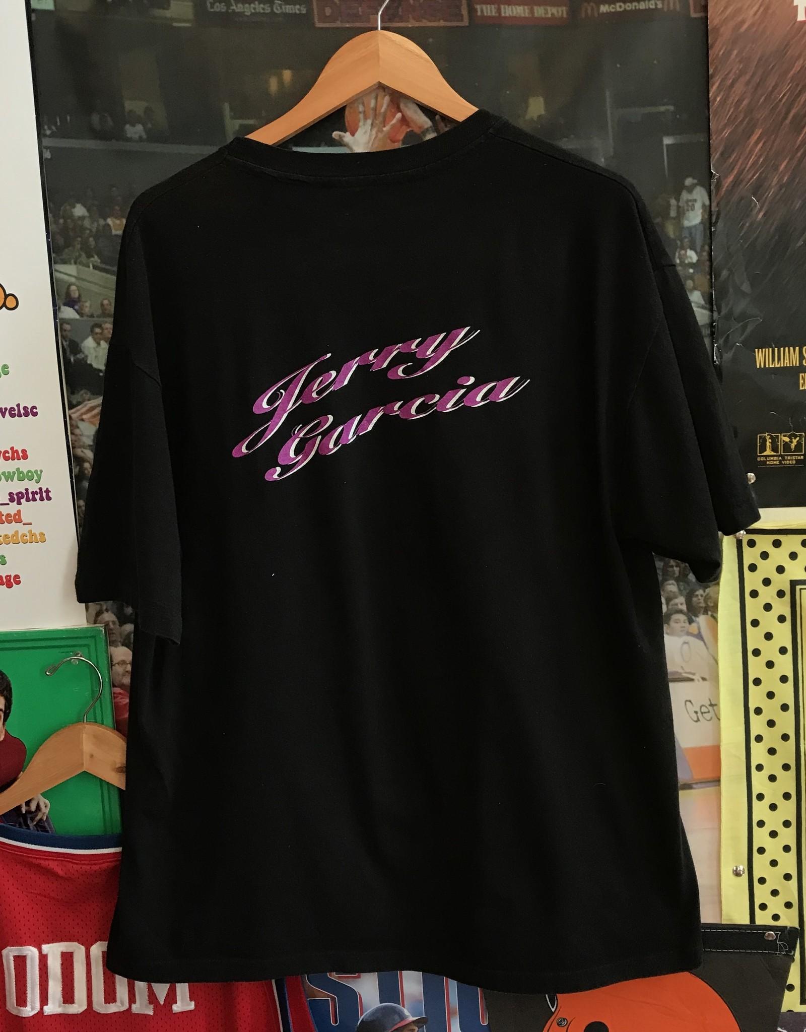 38381993 jerry garcia tee black sz XL