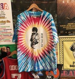 1998 Tie Dye Bob Dylan Tour Tee sz XL/2XL