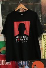 3850michael jordan cologne tee black sz XL