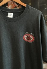 3906usc college muscle tee gray sz XL