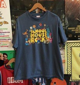 1995 Schoolhouse Rock Tee sz XL