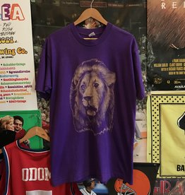 Double Sided Lion Tee sz L