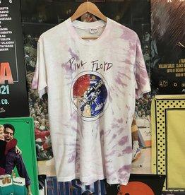 Pink Floyd the Wall Tie Dye Tee sz M/L