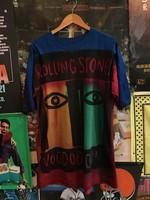 1994 Rolling Stones Voodoo Lounge Tie Dye Tee sz XL