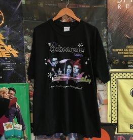 2002 Osbourne Family Tee sz XL