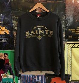 New Orleans Saints Crewneck sz M