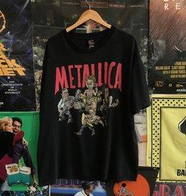 1996 Metallica Poor Touring Me Tour Tee sz XL