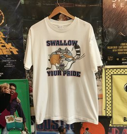 Stingrays Swallow Your Pride Tee sz L