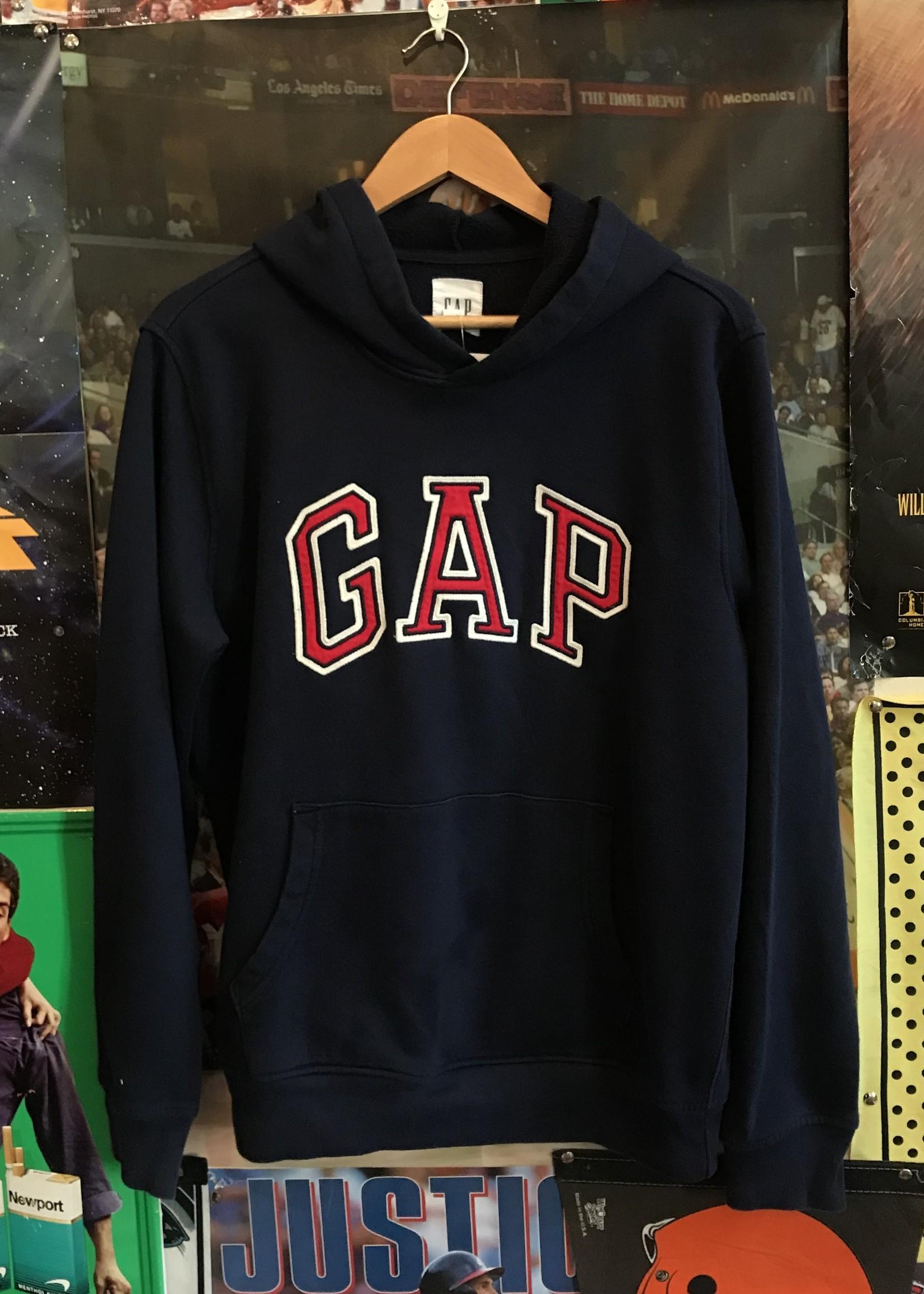 4479gap hoodie navy sz M