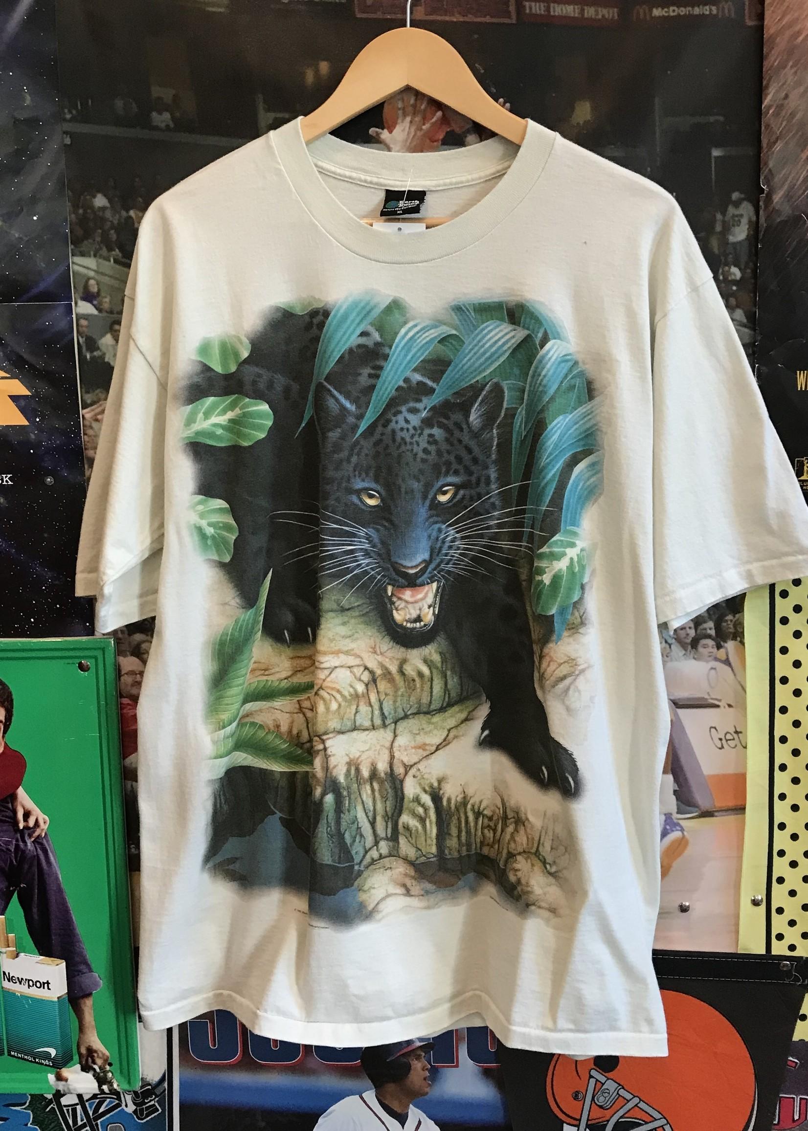 43221995 panther tee white sz XL