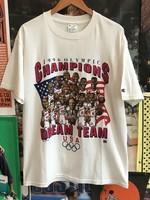 1996 Champion USA Dream Team Tee sz XL