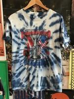 1994 Starter Rangers Champs Tie Dye Tee sz S