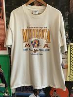 1997 Minnesota Final Four Tee sz XL