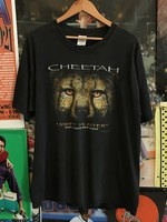 Cheetah Tee sz L