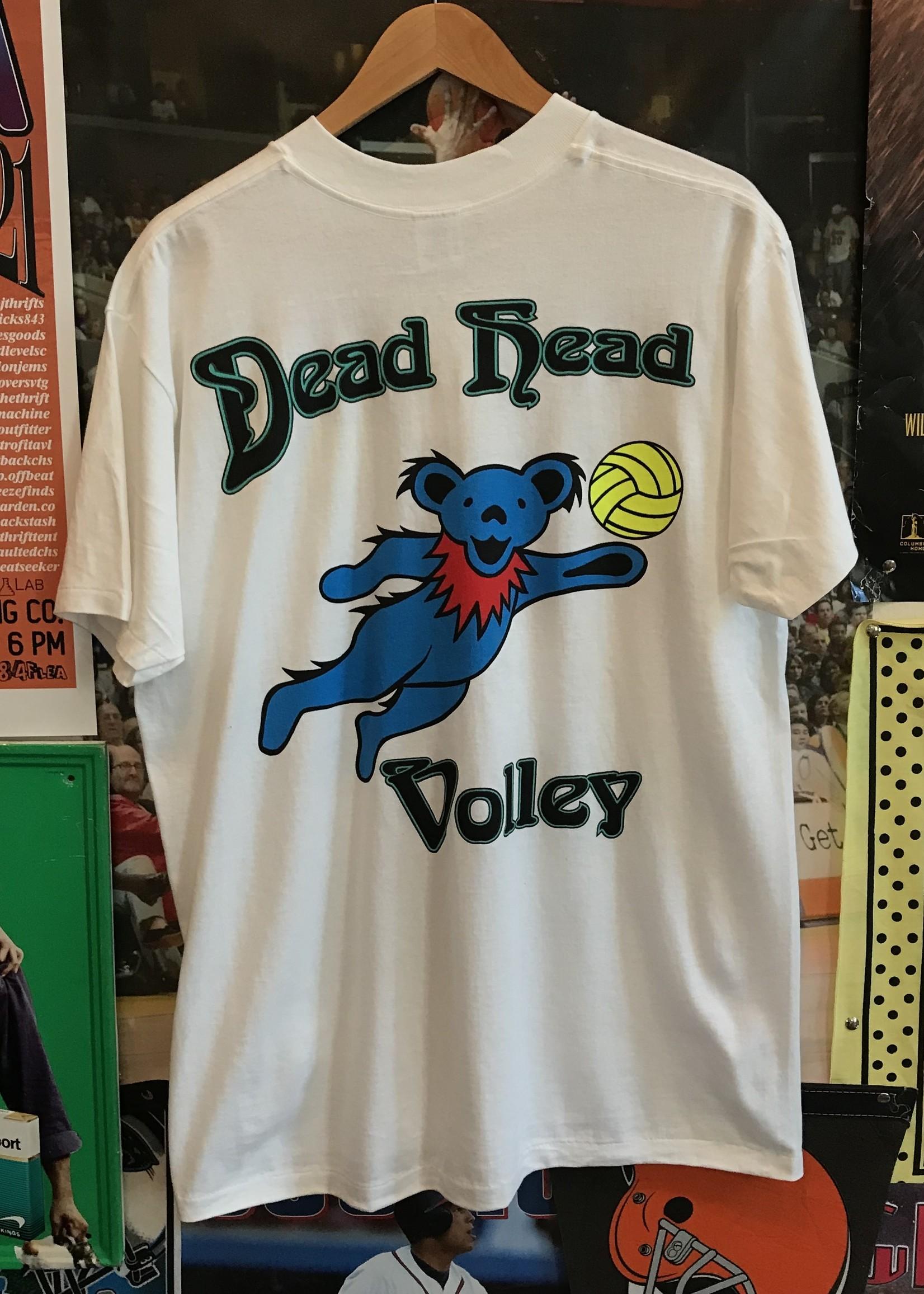 4854dead head volleyball tee sz. L