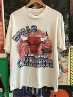 1996 Chicago Bulls Finals Tee sz L