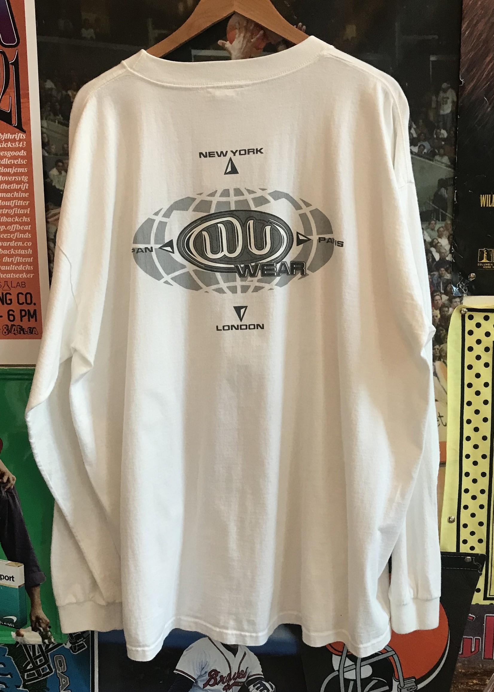 4901wu wear longsleeve white sz 2XL