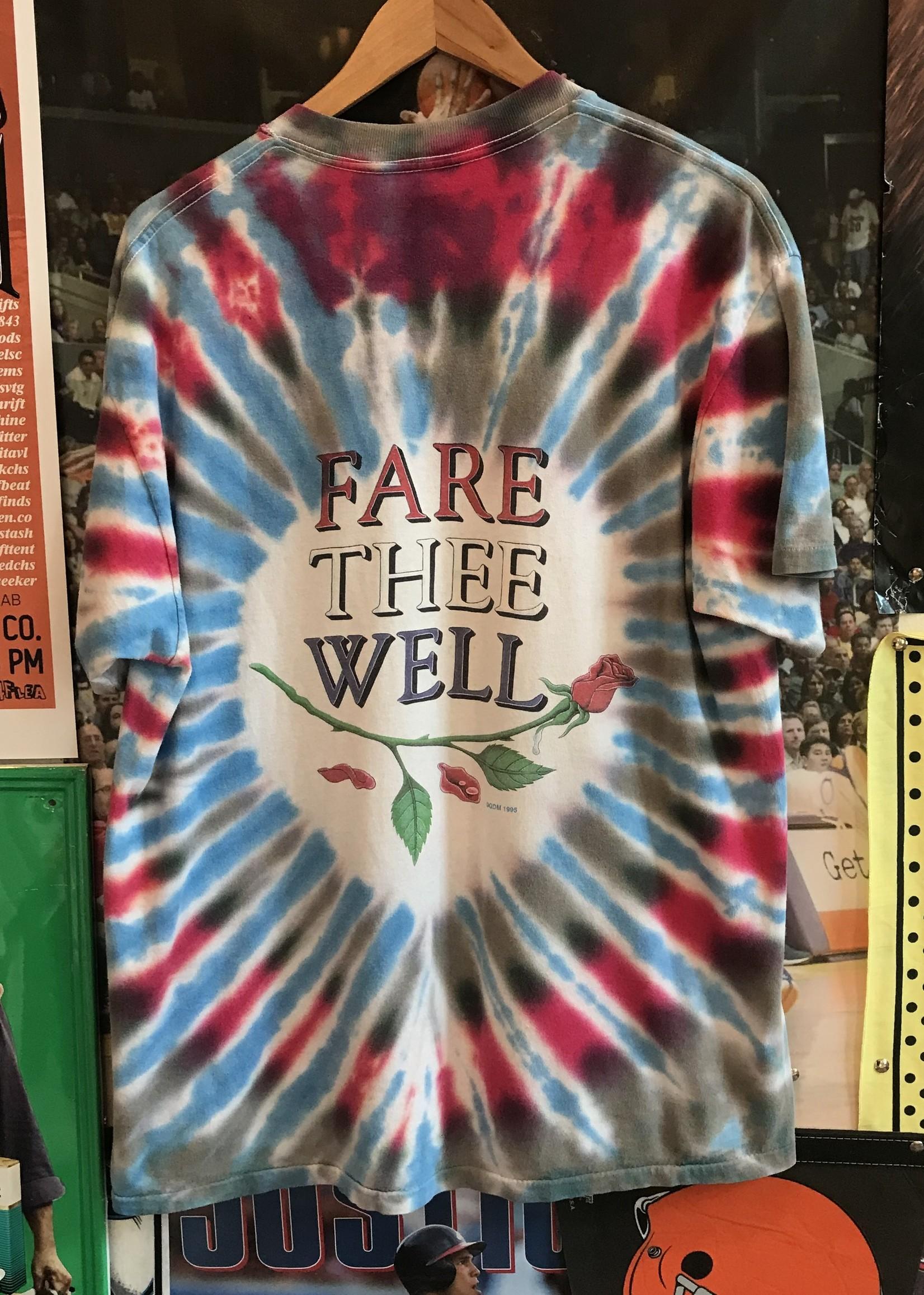 49151995 grateful dead tie dye tee sz L