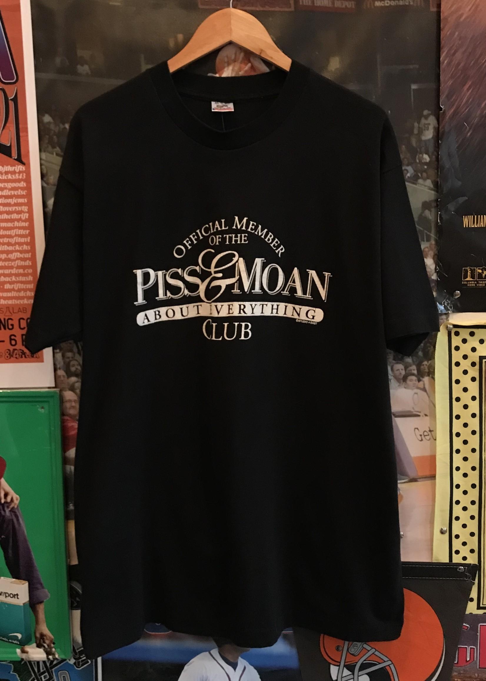 4995piss and moan club sz. XL