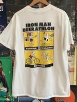 1996 Iron Man Beerathalon Tee sz L