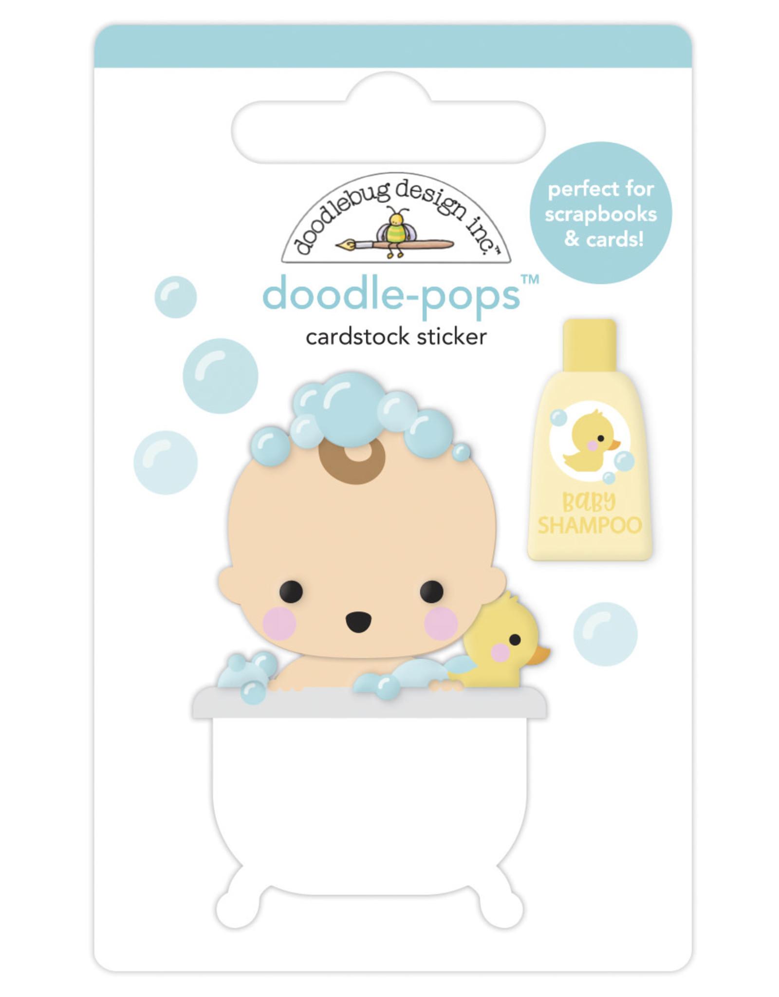 Doodlebug Design bathtime doodle-pops