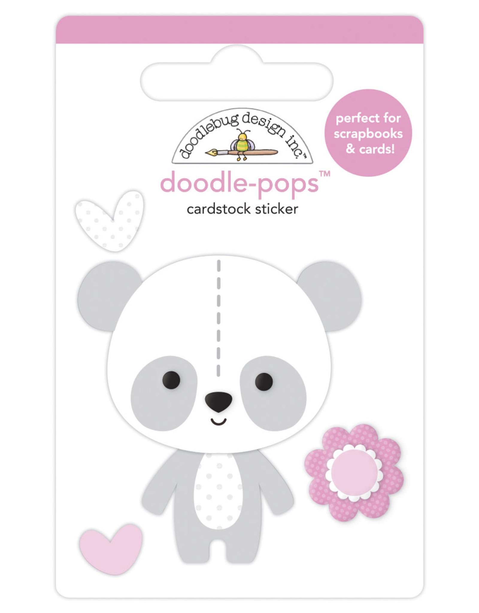Doodlebug Design beary cute doodle-pops