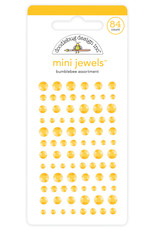 Doodlebug Design bumblebee mini jewels