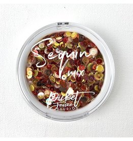 PICKET FENCE STUDIOS Sequin Mix, Spiked Cider