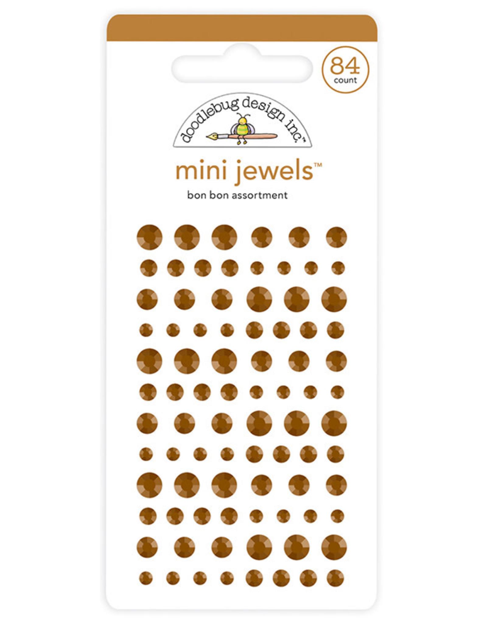 Doodlebug Design bon bon mini jewels