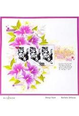 ALTENEW Build-A-Flower: Balloon Flower Layering Stamp & Die Set