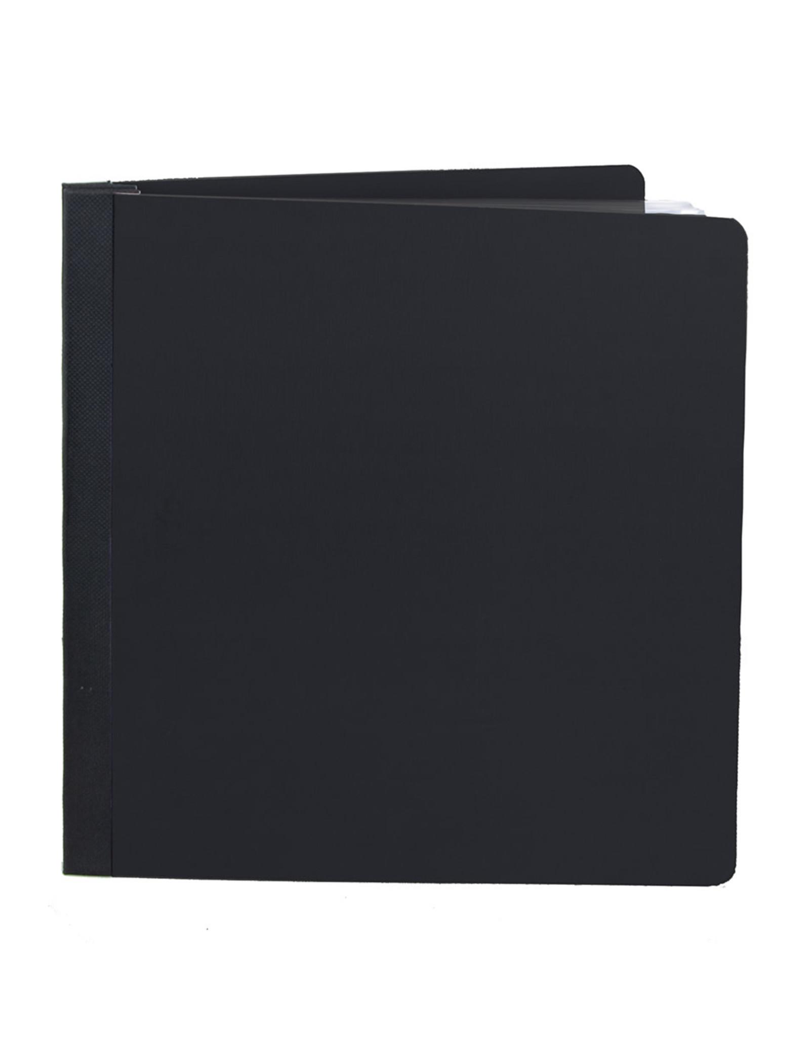Simple Stories 6x8 SN@P! Flipbook Black